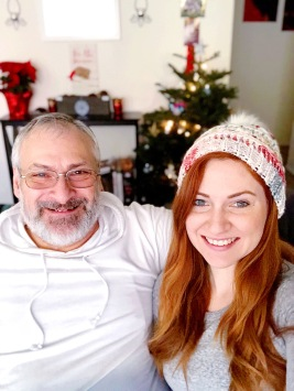 It was great to have Dad here for all the Christmas festivities (and food) this year!