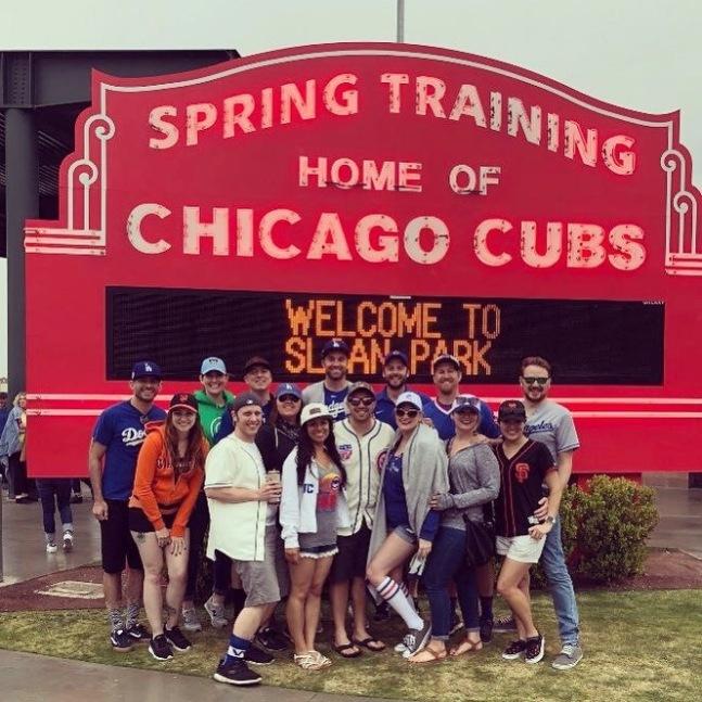 Spring Training crew!