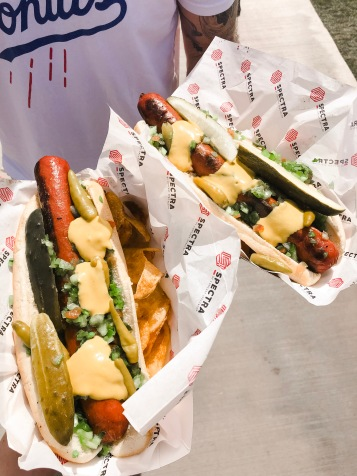 Footling Chicago Dogs are a MUST at Sloan.