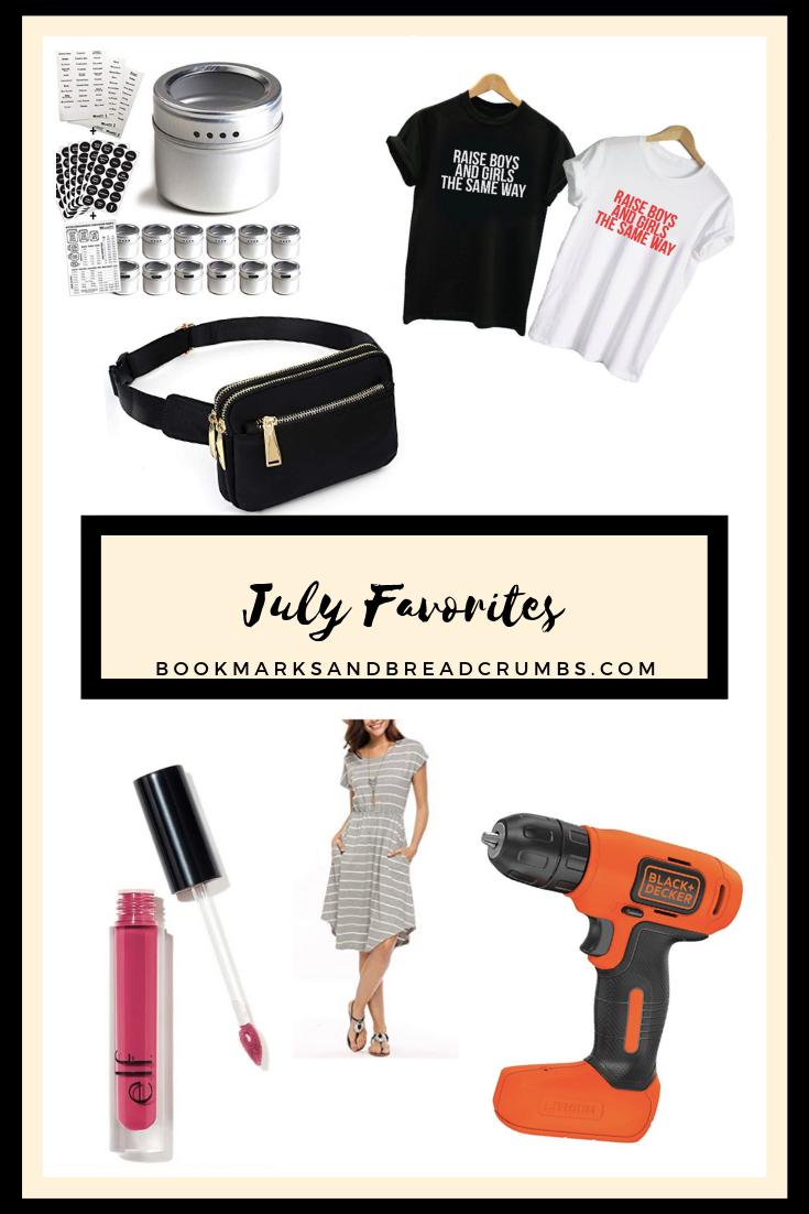 July Favorites