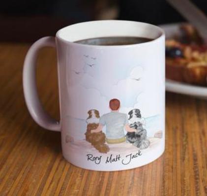 Dog/Cat/Fur Dad Mug ($20-$23) - https://www.etsy.com/listing/698279931/personalized-dog-dad-mug-dog-fathers?ref=shop_home_active_6&frs=1