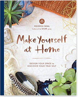 Make Yourself at Home - I love Moorea Seal's books! They are so fun, creative, and thoughtful. ($15) - https://www.amazon.com/Make-Yourself-Home-Design-Discover/dp/1632170353/ref=as_li_ss_tl?keywords=moorea+seal+make+yourself&qid=1574221203&sr=8-1&linkCode=ll1&tag=bookmarksandb-20&linkId=4ca7cddd16a1fcb2a02a6f638e187d5c&language=en_US