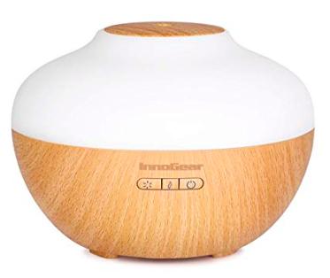 Essentail Oil Diffuser - I've recently become very obsessed with essential oils. This gorgeous diffuser would be beautiful in any home. ($21) - https://www.amazon.com/InnoGear-Aromatherapy-Essential-Ultrasonic-Humidifier/dp/B075WVLR2N/ref=as_li_ss_tl?keywords=diffuser&qid=1574220600&s=hpc&smid=A2HC58KVPP5OOH&sr=1-14-spons&psc=1&spLa=ZW5jcnlwdGVkUXVhbGlmaWVyPUEzOUlMWDYwRDZZRURQJmVuY3J5cHRlZElkPUEwNTkzOTU1MkNCWVJZQVJJSENPWiZlbmNyeXB0ZWRBZElkPUEwNzA4NDgzMjI0MlMxWkxJMEEwMSZ3aWRnZXROYW1lPXNwX210ZiZhY3Rpb249Y2xpY2tSZWRpcmVjdCZkb05vdExvZ0NsaWNrPXRydWU=&linkCode=ll1&tag=bookmarksandb-20&linkId=8498166b921ad32ec33887049cb4e94a&language=en_US