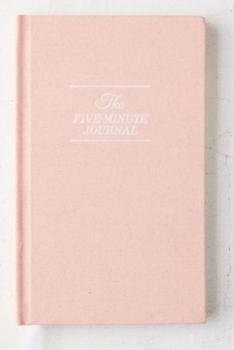 The Five-Minute Journal ($25) - https://www.urbanoutfitters.com/shop/the-pink-five-minute-journal-by-intelligent-change?category=lifestyle&cm_mmc=rakuten-_-affiliates-_-Popsugar-_-1&color=000&ranEAID=k%2A8oqcSrcmY&ranMID=43176&ranSiteID=k.8oqcSrcmY-GFgFVuUzGpTnL007qpveeQ&utm_campaign=Popsugar&utm_content=1&utm_medium=affiliates&utm_source=LS&utm_term=726856