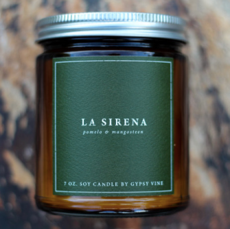 Gypsy Vine Candles - My friend makes gorgeous candles. La Sirena is one of my favorites. Every homemaker knows candles are essential! ($20) - https://www.gypsyvine.com/shop/em0fnhvnfuf0jdo2zl6hx2oocwte0l-h8yf3-4xkzk-39jz8