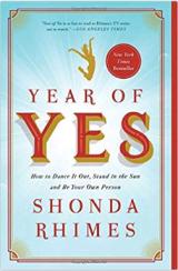 Shonda Rhimes' Year of Yes