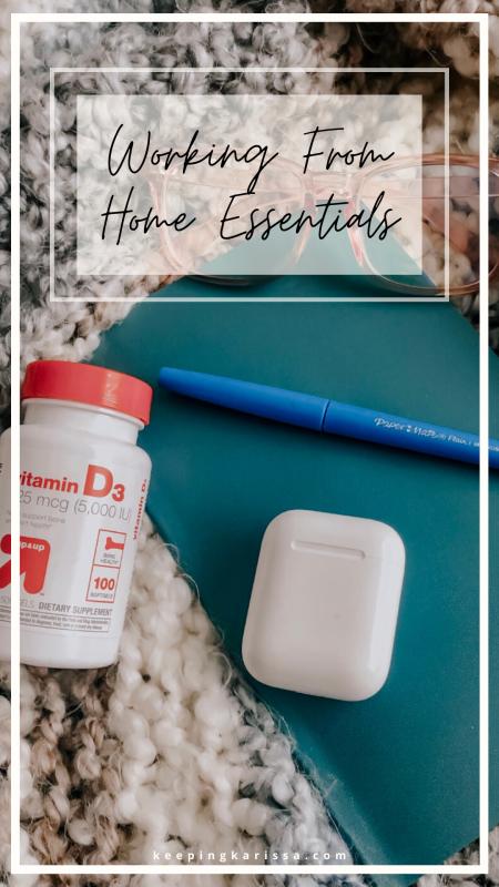 WFH Essentials